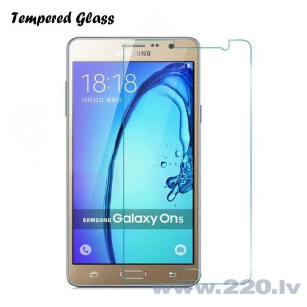Tempered Glass Extreeme Shock Aizsargplēve-stikls Samsung G600FY Galaxy Grand ON7 (EU Blister)