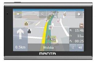 Навигационная система Manta GPS720 Easy Rider цена и информация | Auto GPS | 220.lv