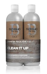 Komplekts Tigi Bed Head For Men Clean It Up