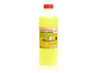 Antifrīzs dzeltens – 40°C 1kg
