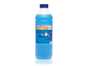 Antifrīzs zils - 40 ° C 1kg