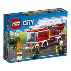 60107 LEGO® City Fire Ladder Truck Пожарная машина