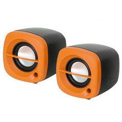 Portatīvs skaļrunisPlatinet Omega 2.0 OG-15, oranžs