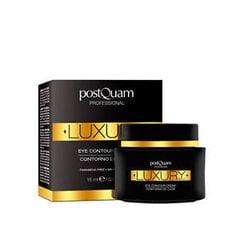 Nostiprinošs acu krēms PostQuam Luxury Gold 15 ml