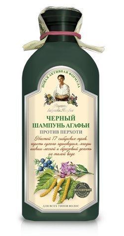 Šampūns pret blaugznām Recepty Babuški Agafji 350 ml