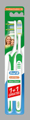 Зубная щётка Oral-B 3 Effect Maxi Clean 40 Medium 2 шт.