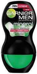 Dezodorants rullītis Garnier Men Mineral Extreme 50 ml cena un informācija | Dezodoranti | 220.lv