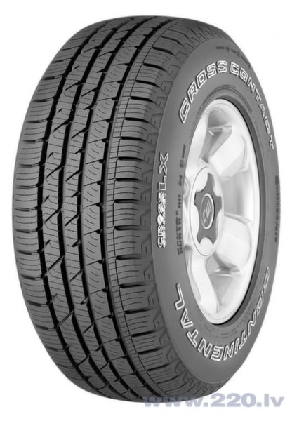 Continental ContiCrossContact LX Sport 275/40R21 107 H