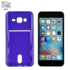 "Roar Super Plāns Aizmugures Maks ar nodalījumu kartēm Apple iPhone 6 6S 4.7"" Violets (EU Blister) cena un informācija | Roar Super Plāns Aizmugures Maks ar nodalījumu kartēm Apple iPhone 6 6S 4.7"" Violets (EU Blister) | 220.lv"