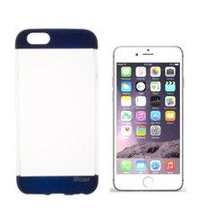 "Roar Fit Up Silikona Plāns Aizmugures Apvalks Apple iPhone 6 Plus 6S Plus 5.5"" Caurspīdīgs - Zils (EU Blitser) cena un informācija | Roar Fit Up Silikona Plāns Aizmugures Apvalks Apple iPhone 6 Plus 6S Plus 5.5"" Caurspīdīgs - Zils (EU Blitser) | 220.lv"