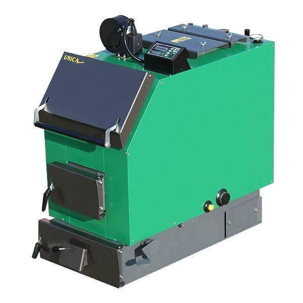 Котел на твердом топливе Moderator UNICA SENSOR 50 kW