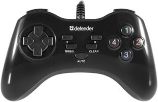 Defender kontrolleris Game Master G2 PC USB