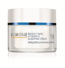 Ночной крем Lumene Bright Now Vitamin C 50 мл