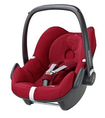 Автокресло Maxi-Cosi Pebble 63079660 Robin red