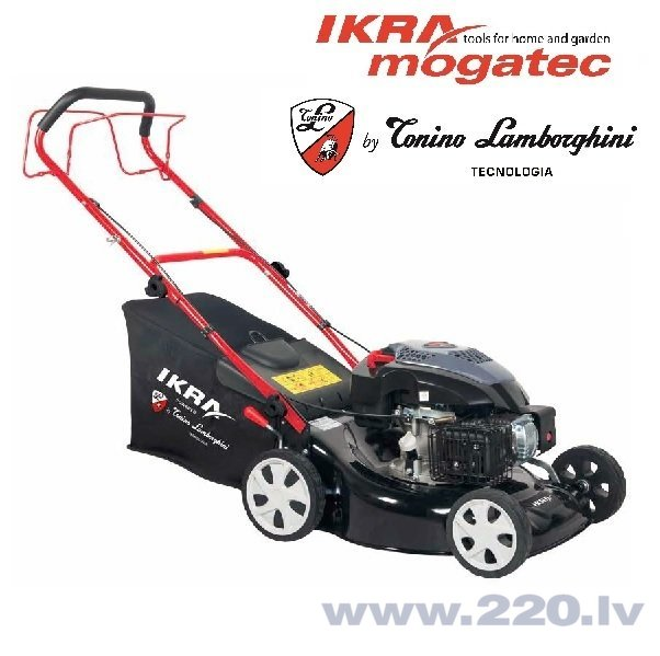 Benzīna zāles pļāvējs IKRA BRM 1446 SN TL
