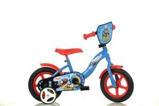 "Bērnu velosipēds Dino bikes Thomas&Friends (Vilcieniņš Toms) 10"" (108L-THO) cena un informācija | Velosipēdi | 220.lv"