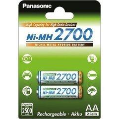 Akum.Panasonic NiMH 2700 mAh