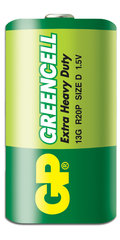 GP Greencell R20 (D)