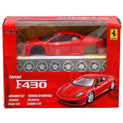 Automašīnas modelis Maisto KIT 1:24 AL Ferrari (Coll. A) 39018