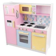 Virtuve Kidkraft Large Pastel 53181