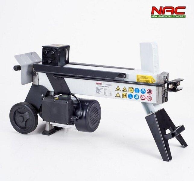 Elektriskais malkas skaldītājs NAC LS4T-37A