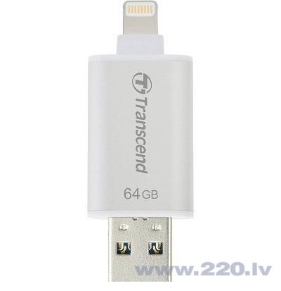 Transcend JDG for iphone/iPad/iPod 64GB Lightning cena