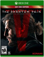 Metal Gear Solid V:The Phantom Pain Xbox One cena un informācija | Metal Gear Solid V:The Phantom Pain Xbox One | 220.lv