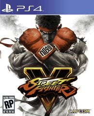 Spēle Street Fighter V PS4
