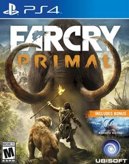Far Cry Primal Special PS4