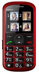 MyPhone Halo 2 Red (Sarkans) ENG