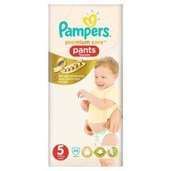 Autiņbiksītes PAMPERS Premium Pants, 5. izmērs, 40 gab.
