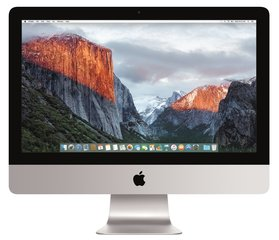 "Apple iMac 21.5"" 4K MK452 SWE (Late 2015)"