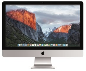 "Apple iMac 27"" 5K MK482 RUS (Late 2015)"
