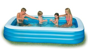 Baseins Intex Swim center Family pool