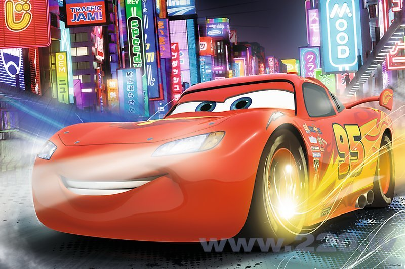 "Пазл Trefl ""Cars"", 24 шт."