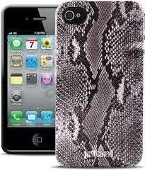 Aizmugures apvalks Puro PYTHON telefonam iPhone 4/4S cena un informācija | Maciņi, somiņas | 220.lv
