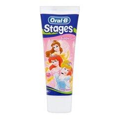 Zobu pasta bērniem Oral-B Stages BG, 75 ml cena un informācija | Bērnu kosmētika | 220.lv
