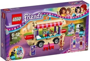 41129​ LEGO® Friends Amusement Park Hot Dog Van Парк атракционов