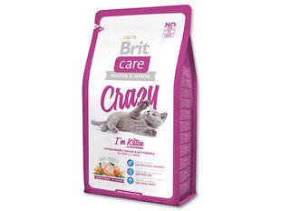 Brit Care Kitten Crazy 7 kg