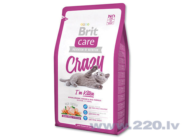 Brit Care Kitten Crazy 7 kg