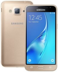 Samsung Galaxy J3 J320F/DS 8GB LTE Dual Gold (zelta)