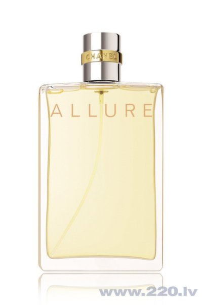 Tualetes ūdens Chanel Allure edt 100 ml