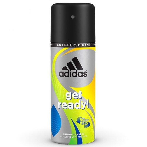 Dezodorants Adidas Get Ready! 150 ml