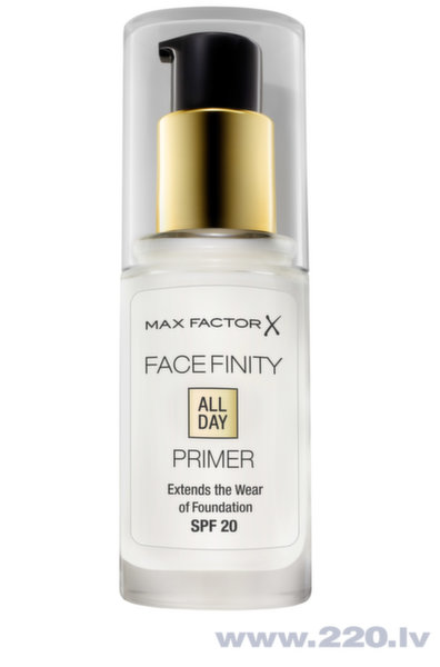 Grima bāze Max Factor Facefinity All Day Flawless Primer, 30 ml