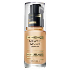 Тональный крем Max Factor Miracle Match, 30 ml
