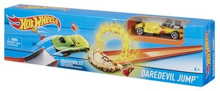 Trase ar šķērsli Hot Wheels, DNN77