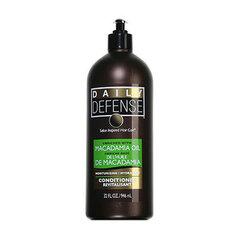 Kondicionieris ar makadamijas eļļu Daily Defense Macadamia Oil 946 ml