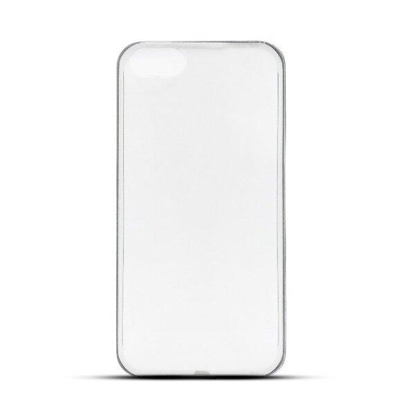 Telone Ultra Slim 0.3 mm Back Case LG K10 K420N super plāns telefona apvalks Caurspīdīgs