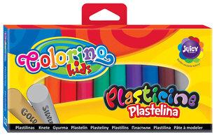 Plastilīns COLORINO, 12 krāsas