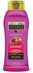 Dušas želēja ar granātābolu Daily Defense 443 ml